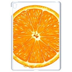 Orange Slice Apple Ipad Pro 9 7   White Seamless Case by BangZart