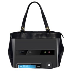 Standard Computer Case Front Office Handbags (2 Sides)  by BangZart