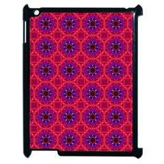 Retro Abstract Boho Unique Apple Ipad 2 Case (black) by BangZart