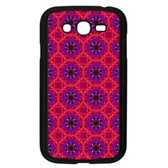 Retro Abstract Boho Unique Samsung Galaxy Grand Duos I9082 Case (black) by BangZart