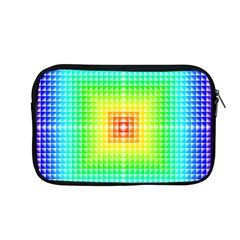Square Rainbow Pattern Box Apple Macbook Pro 13  Zipper Case by BangZart