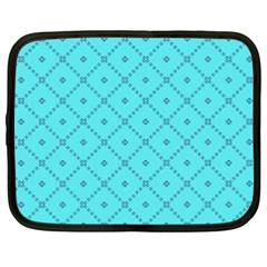 Pattern Background Texture Netbook Case (xxl)  by BangZart