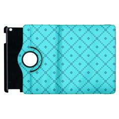 Pattern Background Texture Apple Ipad 3/4 Flip 360 Case by BangZart