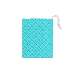 Pattern Background Texture Drawstring Pouches (xs)  by BangZart