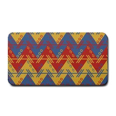 Aztec South American Pattern Zig Medium Bar Mats by BangZart