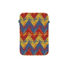 Aztec South American Pattern Zig Apple Ipad Mini Protective Soft Cases by BangZart