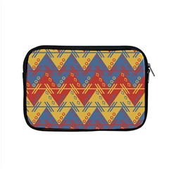 Aztec South American Pattern Zig Apple Macbook Pro 15  Zipper Case by BangZart