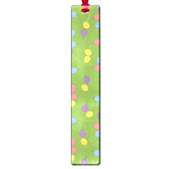 Balloon Grass Party Green Purple Large Book Marks