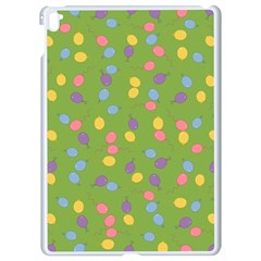 Balloon Grass Party Green Purple Apple Ipad Pro 9 7   White Seamless Case by BangZart