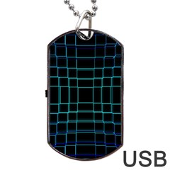 Abstract Adobe Photoshop Background Beautiful Dog Tag Usb Flash (two Sides) by BangZart