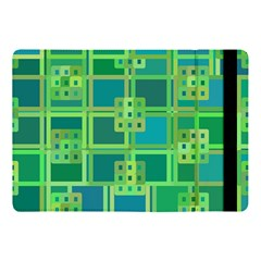 Green Abstract Geometric Apple Ipad Pro 10 5   Flip Case by BangZart