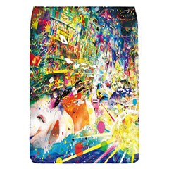 Multicolor Anime Colors Colorful Flap Covers (s)  by BangZart