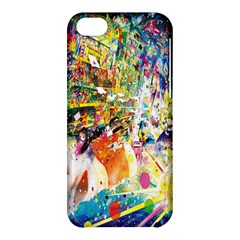 Multicolor Anime Colors Colorful Apple Iphone 5c Hardshell Case by BangZart
