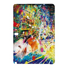 Multicolor Anime Colors Colorful Samsung Galaxy Tab Pro 10 1 Hardshell Case