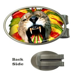 Reggae Lion Money Clips (oval)  by BangZart