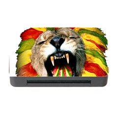 Reggae Lion Memory Card Reader With Cf by BangZart
