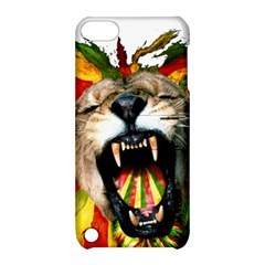 Reggae Lion Apple Ipod Touch 5 Hardshell Case With Stand by BangZart