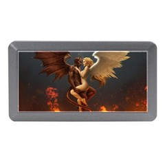 Angels Wings Curious Hell Heaven Memory Card Reader (mini) by BangZart