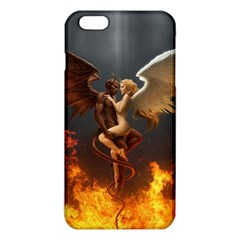Angels Wings Curious Hell Heaven Iphone 6 Plus/6s Plus Tpu Case by BangZart