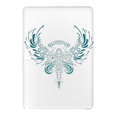 Angel Tribal Art Samsung Galaxy Tab Pro 12 2 Hardshell Case
