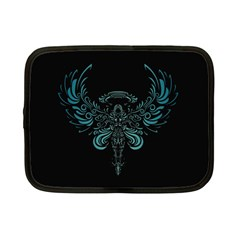 Angel Tribal Art Netbook Case (small)  by BangZart