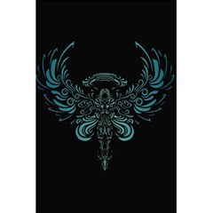 Angel Tribal Art 5 5  X 8 5  Notebooks by BangZart