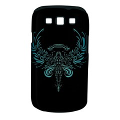 Angel Tribal Art Samsung Galaxy S Iii Classic Hardshell Case (pc+silicone)