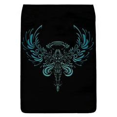 Angel Tribal Art Flap Covers (l)  by BangZart