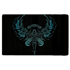 Angel Tribal Art Apple Ipad Pro 9 7   Flip Case