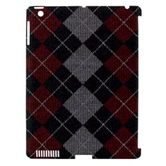 Wool Texture With Great Pattern Apple Ipad 3/4 Hardshell Case (compatible With Smart Cover) by BangZart