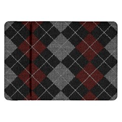 Wool Texture With Great Pattern Samsung Galaxy Tab 8 9  P7300 Flip Case by BangZart