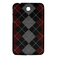 Wool Texture With Great Pattern Samsung Galaxy Tab 3 (7 ) P3200 Hardshell Case  by BangZart