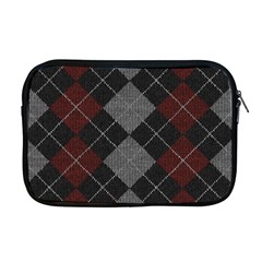 Wool Texture With Great Pattern Apple Macbook Pro 17  Zipper Case by BangZart