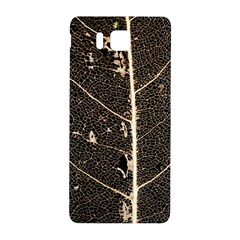 Vein Skeleton Of Leaf Samsung Galaxy Alpha Hardshell Back Case by BangZart
