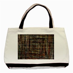 Unique Pattern Basic Tote Bag by BangZart