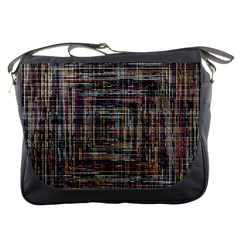 Unique Pattern Messenger Bags