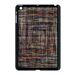 Unique Pattern Apple Ipad Mini Case (black) by BangZart