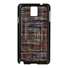 Unique Pattern Samsung Galaxy Note 3 N9005 Case (black) by BangZart