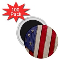 Usa Flag 1 75  Magnets (100 Pack)  by BangZart