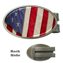 Usa Flag Money Clips (oval)  by BangZart