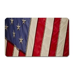 Usa Flag Magnet (rectangular)