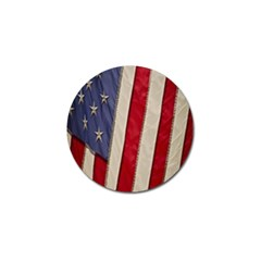 Usa Flag Golf Ball Marker (10 Pack) by BangZart