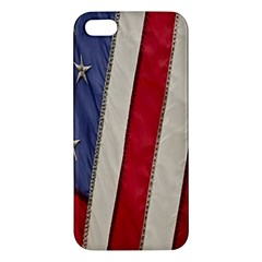Usa Flag Iphone 5s/ Se Premium Hardshell Case by BangZart