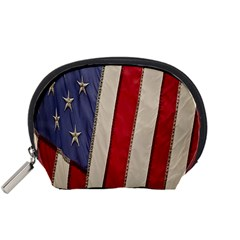 Usa Flag Accessory Pouches (small)  by BangZart