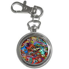 Vector Art Pattern Key Chain Watches by BangZart