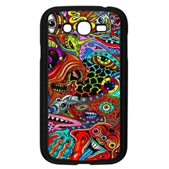 Vector Art Pattern Samsung Galaxy Grand Duos I9082 Case (black) by BangZart