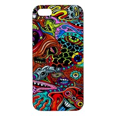 Vector Art Pattern Iphone 5s/ Se Premium Hardshell Case by BangZart