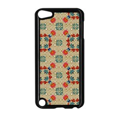 Traditional Scandinavian Pattern Apple Ipod Touch 5 Case (black) by BangZart