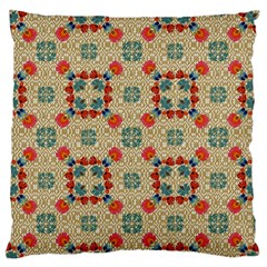 Traditional Scandinavian Pattern Standard Flano Cushion Case (two Sides) by BangZart