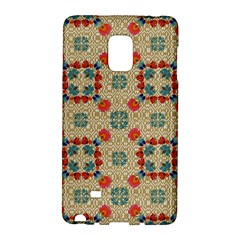 Traditional Scandinavian Pattern Galaxy Note Edge by BangZart